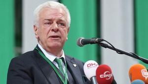 Bursaspor Kulübü Başkanı Ali Ay: '208 şehidin isimleri formada yer alacak'