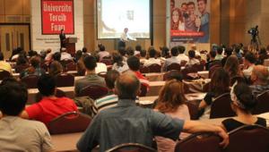 LYS sonuçları açıklandı, Üniversite Tercih Fuarları bugün Ankara'da başlıyor