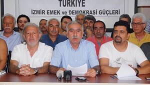 İzmir'den darbe girişimine ortak tepki