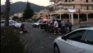 Gürcü çetesi, otomobilini gasp ettikleri polisi öldürdü