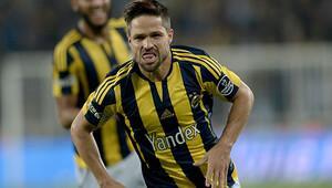 Fenerbahçe'den resmi Diego açıklaması