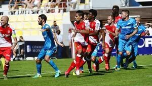 Monaco, Zenit'e 3-1 yenildi