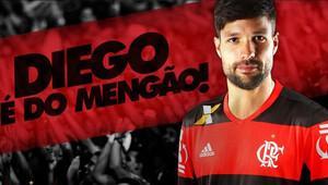 Diego Ribas Flamengo'ya transfer oldu