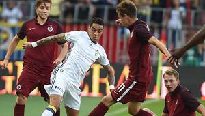 Sparta Prag 0-0 Fenerbahçe / MAÇIN ÖZETİ
