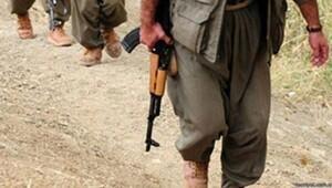 PKK'lı teröristler, karakola erzak ve yakıt götüren araçlara saldırdı