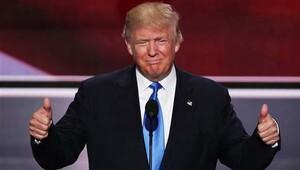 Cumhuriyetçilerin başkan adayı Donald Trump