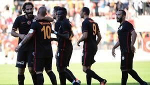 Galatasaray'da izin günü