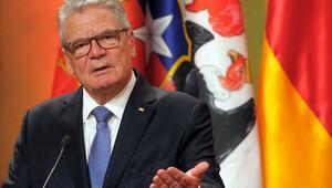 Gauck: Darbe girişiminden sonraki gelişmeler beni çok endişelendiriyor