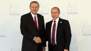 Erdoğan- Putin görüşmesinin tarihi netleşti