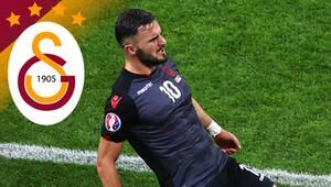 Galatasaray'ın yeni gözdesi Arnavut yıldız