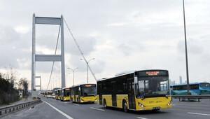İETT ücretsiz toplu ulaşımı 22 Temmuz'a kadar uzatıldı