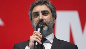 Kurtlar Vadisi'nin Polat'ı Necati Şaşmaz, Taksim Meydanı'nda nöbette