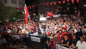 Cumhurbaşkanı Erdoğan'ın konuşmasını 4 bin kişi izledi
