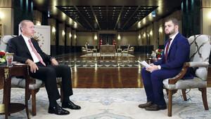 Erdoğan: Cuma gününden beri ülkemi terk etmedim, hep buradayım