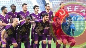 Osmanlıspor-Zimbru maçı açıklamaları