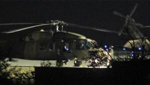 Erdoğan, Marmaris'ten ışıkları kapatılmış helikopterle gitmiş