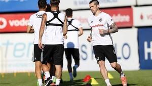 Beşiktaş'ta Sosa yine idmana çıkmadı