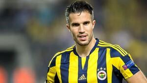 van Persie Fenerbahçe kararını verdi