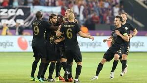 Osmanlıspor 5-0 Zimbru / MAÇ ÖZETİ