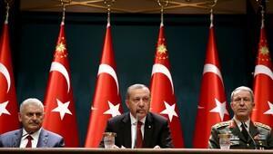 Cumhurbaşkanı Erdoğan: '15 Temmuz'u Şehitlerimizi Anma Günü ilan ediyoruz'