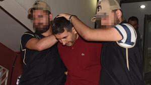 Albay Muammer Aygar, Antalya'da yakalandı