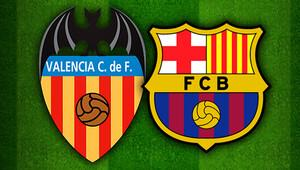 Barcelona'dan Valencia'ya 150 milyon Euro