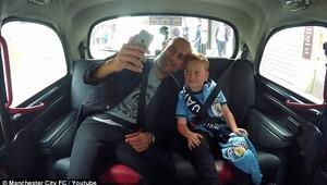 İşte Guardiola'nın taksisi!