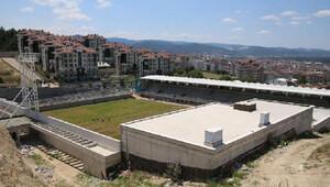 İbrahim Yazıcı Stadı'nda sona gelindi
