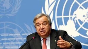 BM Genel Sekreterliği için yapılan ilk oylamadan Guterres çıktı