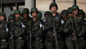 OLİMPİYATLAR ÖNCESİ BREZİLYA'DA IŞİD OPERASYONU