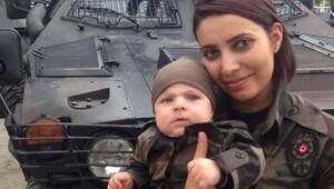Şehit yakınlarına acı haberi veren polis Demet Sezen de şehit oldu