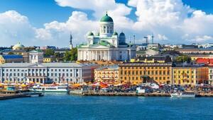 36 saatte Helsinki / Finlandiya