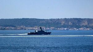 Rus gemisi Marmara'da