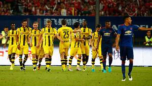 Manchester United 1-4 Borussia Dortmund / Maçın Özeti ve Golleri
