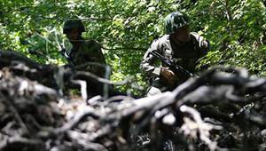 Marmaris'te silahları bulundu! 17 suikastçı aranıyor