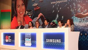 Samsung Boğaziçi Kıtalararası Yüzme Yarışı tanıtım toplantısı ve ödül töreni yapıldı