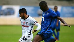 Beşiktaş 1-1 Al Hilal Riyadh / MAÇIN ÖZETİ