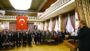 Cumhurbaşkanı Erdoğan TBMM'yi ziyaret etti ekonomi mesajları verdi