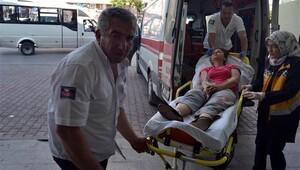 Kayseri'de çocuklar tatıştı silahlar çekildi: 2 ölü