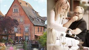 Colmar'da olağanüstü bir lokanta