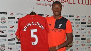 Liverpool, Wijnaldum'u transfer etti