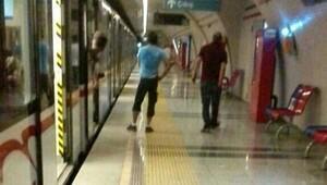 Metro'da büyük tedirginlik