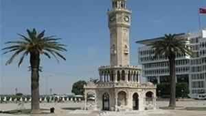 İzmir'de Saat Kulesi'ne zarar veren yakalandı