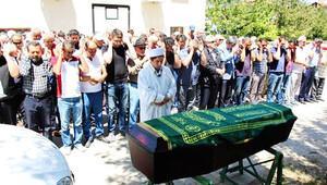 Almanya'da ölen Alagöz, Bolu'da toprağa verildi