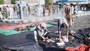 IŞİD'den Kâbil'de katliam
