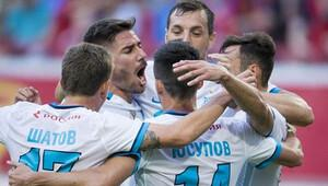 Lucescu, Rusya defterini kupa ile açtı