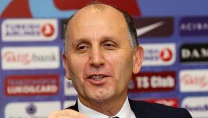 Trabzonspor Başkanı Muharrem Usta taraftarları fena trolledi...