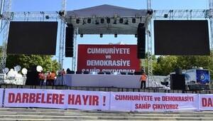 AK Parti'den Taksim'e kimler gidiyor