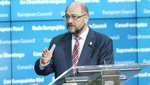 AP Başkanı Schulz: Ankara, Avrupa perspektifini tutmak istiyorsa, politik dönüşüm yapmaya ihtiyacı var