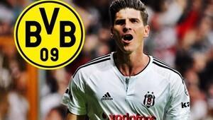 Dortmund'dan Mario Gomez açıklaması